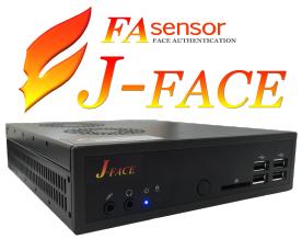 顔認証センサー J-FACE